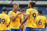 Klasemen Liga Inggris: Hasil sempurna, Everton kembali puncak
