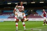 Danny Ings antarkan Southampton menang di markas Burnley