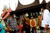 Silaturahim di Istano Balun, Pjs Bupati Solok Selatan: sukseskan Pilkada dan cegah corona