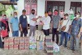 Komisi IV DPRD Kapuas bantu korban kebakaran di Pujon