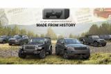 Versi baru Wrangler & Cherokee lengkapi Jeep 80th Anniversary