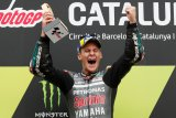 Quartararo sebut kemenangan di Catalunya terasa lebih baik dari Jerez