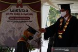 Alumni IAIN Palu  diharapkan beri sumbangsih atas pengembangan kampus