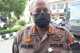 Viral! Oknum polisi bergaya ala 'koboi' acungkan pistol diamankan