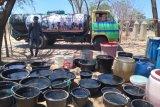ACT menyalurkan bantuan air bersih untuk warga Lombok Timur