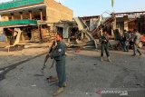 12 tewas akibat ledakan dalam masjid saat salat Jumat di Kabul