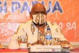 Pemprov Papua ingatkan Pjs bupati tingkatkan protokol kesehatan COVID-19