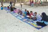 Berwisata sambil baca buku, datanglah ke objek mangrove Sekar Bahari