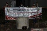 Tim Dies Natalis Ke-64 Unhas bangun fasilitas air bersih di Lutra