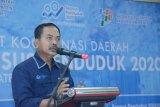 Bupati Majene Fahmi Massiara meninggal