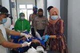 Anggota Polres Lombok Utara tewas bertabrakan dengan mobil bak terbuka