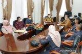 Rapat dengan penyelenggara Pilkada, ini yang ditekankan Pjs Bupati Solok Selatan