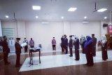 Bupati Sujadi lantik sembilan pejabat tinggi pratama di Lingkungan Pemkab Pringsewu