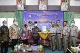 BPN serahkan 100 sertifikat tanah milik Pemkab Pringsewu