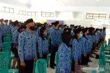 230 CPNS di Sangihe menerima SK menjadi PNS