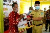 Kartu Tani wilayah Lamandau resmi diluncurkan