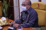 Pjs Wali Kota Solok pimpin Rakor penegakan disiplin protokol kesehatan saat Pilkada 2020
