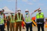 Pemkot Makassar dukung pembebasan lahan untuk akses jalan tol ke MNP