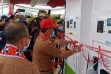 Pertamina resmikan tiga SPBU BBM Satu Harga di Lampung Barat