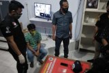 Nekat! pria ini sembunyikan sabu 201 gram dalam dubur ditangkap di Bandara Lombok (Video)
