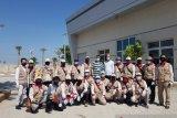 Kepulangan mujahid RS Indonesia dari Gaza di tengah pandemi corona