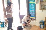Tingkatkan pelayanan, ruang pembuatan SIM  Polres Barut direnovasi