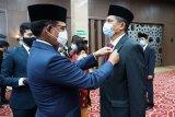 Empat insan Telkomsel peroleh anugerah satyalencana Wirakarya Presiden Jokowi