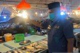 Pasar-pasar di Batam dilengkapi sarana protokol kesehatan COVID-19