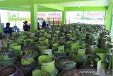 Harga gas elpiji 3kg di Palangka Raya mencapai Rp30 ribu