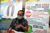 Seorang pasien COVID-19 di Kota Kupang meninggal dunia