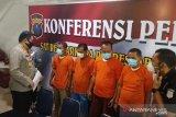 Pejabat Pemkab Aceh Tenggara pesta narkoba di Medan