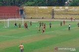 Laga uji coba, Semen Padang unggul tipis dari PSP Padang 3-2