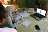 Belajar via daring berpotensi munculkan stres pada anak, kata Psikolog