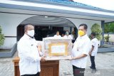 Pemprov Papua bagikan 5.000 masker ke Pemkab Keerom
