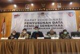 KPU Manado bahas dan matangkan persiapan pleno DPSHP