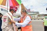 Menhub dukung Bandara Buntu Kunik Toraja bertaraf internasional