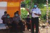 Gubernur Dominggus Mandacan ajak warga Papua Barat doakan para nakes