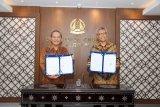 Kemenlu-Kemenkumham teken perjanjian kerja sama penanganan WNA di Indonesia