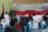 Kodim Poso gandeng masyarakat perkuat komunikasi sosial