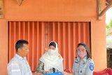 Jasa Raharja Lampung serahkan dana santunan korban bagi korban kecelakaan di Padang Cermin