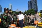 Anies Baswedan janji bawa aspirasi UU Ciptaker ke rapat gubernur se-Indonesia