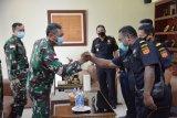 Korem 172/PWY-Bea Cukai Jayapura koordinasikan program kesejahteraan warga Papua