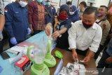 BNNP NTB memusnahkan 410,48 gram sabu-sabu