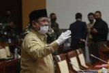 Prabowo: Kerusuhan demo UU Ciptaker ditunggangi asing