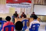 Satgas TMMD Kodim 1711/BVD sosialisasi protokol kesehatan di kampung Kakuna