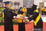 Ratusan lulusan Untidar Magelang ikuti wisuda tatap muka