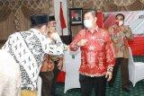 Temu Forkopimda Nunukan, Pjs Gubernur Ajak Ikut Kawal Pilkada