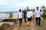 Plt Gubernur tinjau lokasi 'food estate' di Pulpis-Kapuas