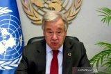 Sekjen PBB: Dunia gagal hadapi tantangan perangi COVID-19