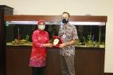 FH Universitas Hasanuddin gagas kerja sama dengan Palang Merah Internasional